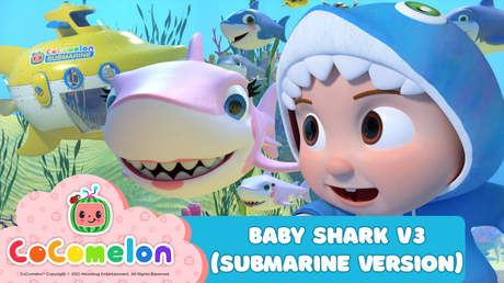 CoComelon: Baby Shark V3 (Submarine Version)