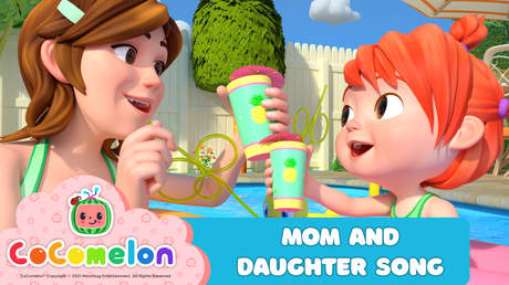 CoComelon: Mom And Daughter Song