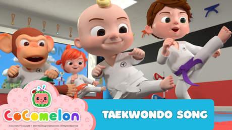 CoComelon: Taekwondo Song