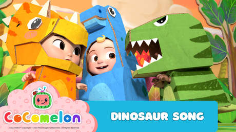 CoComelon: Dinosaur Song