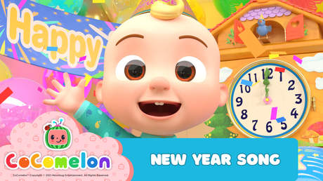 CoComelon: New Year Song