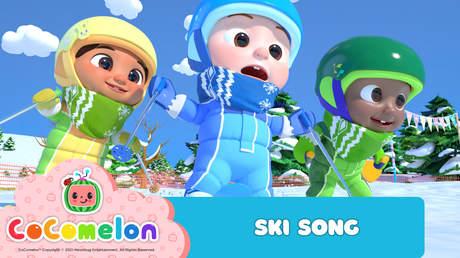 CoComelon: Ski Song
