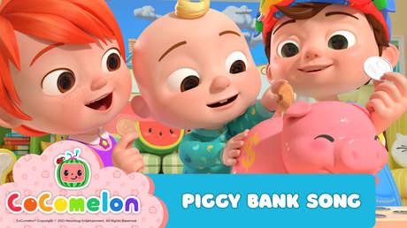 CoComelon: Piggy Bank Song