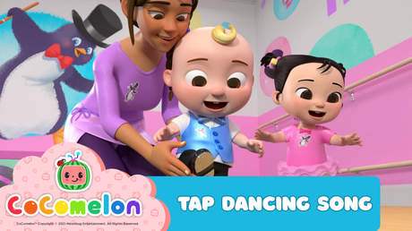 CoComelon: Tap Dancing Song