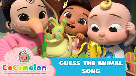 CoComelon: Guess The Animal Song