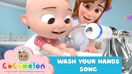 CoComelon: Wash Your Hands Song