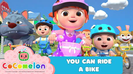 CoComelon: You Can Ride A Bike