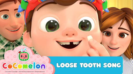 CoComelon: Loose Tooth Song