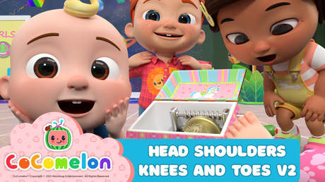 CoComelon: Head Shoulders Knees And Toes V2