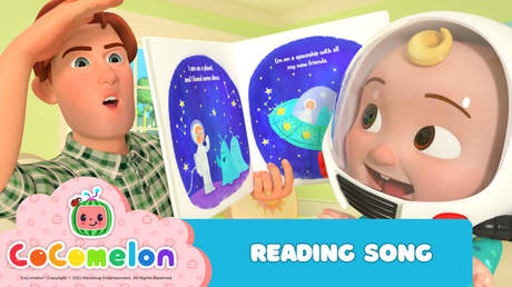 CoComelon: Reading Song