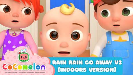 CoComelon: Rain Rain Go Away V2 (Indoors Version)
