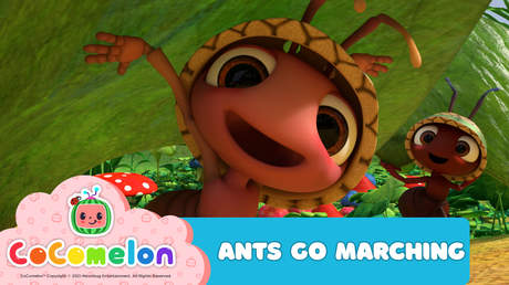 CoComelon: Ants Go Marching