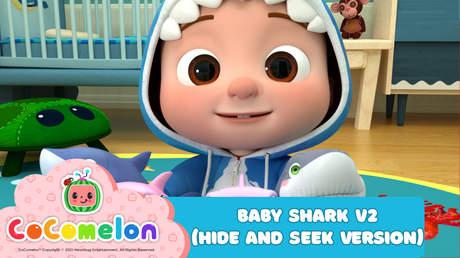 CoComelon: Baby Shark V2 (Hide and Seek Version)