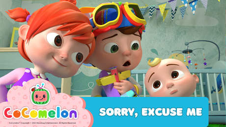 CoComelon: Sorry, Excuse Me