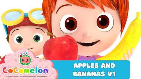 CoComelon: Apples And Bananas V1