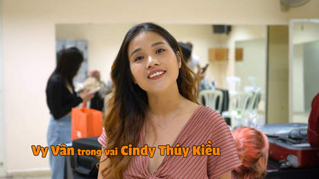 Kiếp Văn Phòng - Comic Fes: Giao lưu cùng diễn viên Vy Vân