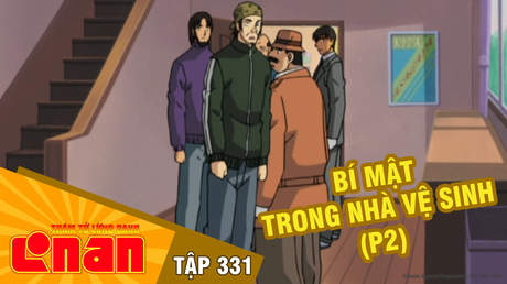 Conan - Tập 331: Bí mật trong nhà vệ sinh (P2)