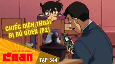 Conan - Tập 344: Chiếc điện thoại bị bỏ quên (P2)
