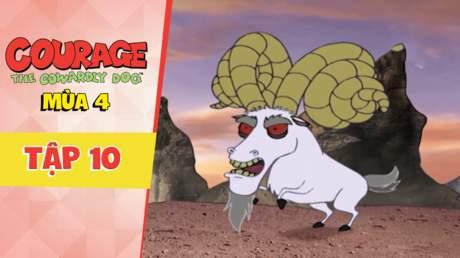 Courage Dog S4 - Tập 10: Con dê núi