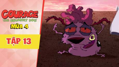 Courage Dog S4 - Tập 13: Mặt nạ