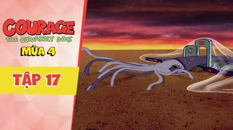 Courage Dog S4 - Tập 17: Người kiến tạo cuối cùng của những ngôi sao