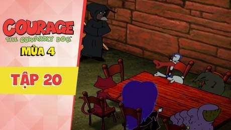 Courage Dog S4 - Tập 20: Quả bóng trả thù
