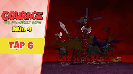 Courage Dog S4 - Tập 6: Kẻ phá cối xay gió