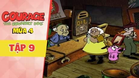 Courage Dog S4 - Tập 9: Vợ của quái thú đầm lầy