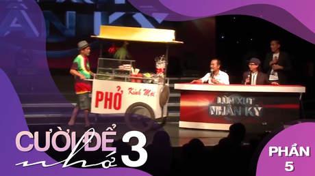 Live show Nhật Cường - Cười để nhớ 3 - Phần 5
