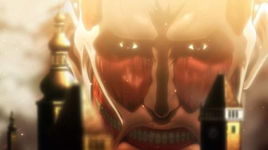 Đại Chiến Titan S1 - Tập 1: Shiganshina thất thủ (P1)