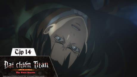 Đại Chiến Titan S4 - Tập 14: Sự tàn bạo