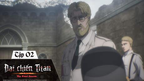 Đại Chiến Titan S4 - Tập 2: Chuyến tàu trong đêm
