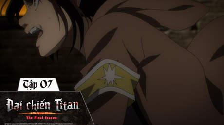Đại Chiến Titan S4 - Tập 7: Trận công kích