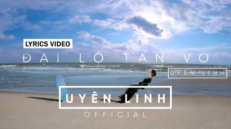 Đại lộ tan vỡ - Uyên Linh [Lyrics Video]