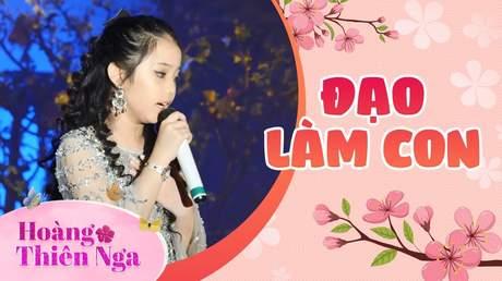 Hoàng Thiên Nga - Đạo làm con (Live)