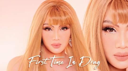 Đẹp cùng Đào Bá Lộc: Lần đầu makeup theo phong cách Drag Queen