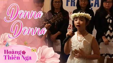 Hoàng Thiên Nga - Donna donna (Đại sứ quán Pháp)