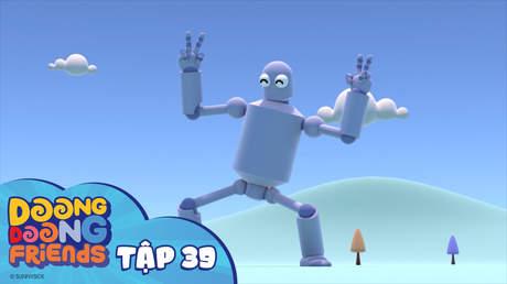 Doong Doong S1 - Tập 39: Người máy khổng lồ 2