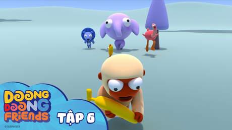 Doong Doong S1 - Tập 6: Cuộc đua giành lấy trái chuối 2