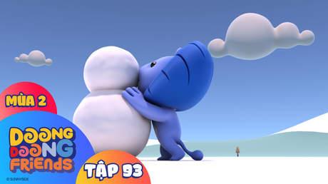 Doong Doong S2 - Tập 93: Người tuyết