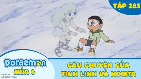 Doraemon S6 - Tập 285: Câu chuyện của tinh linh và Nobita