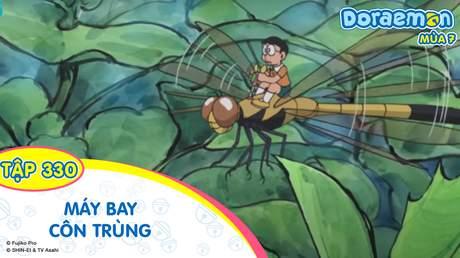 Doraemon S7 - Tập 330: Máy bay côn trùng