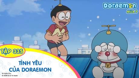 Doraemon S7 - Tập 335: Tình yêu của Doraemon