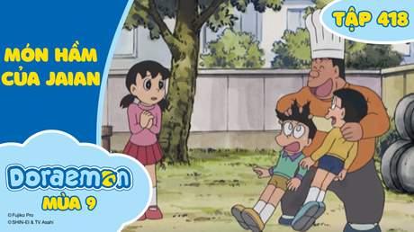 Doraemon S9 - Tập 418: Món hầm của Jaian
