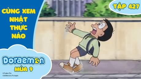 Doraemon S9 - Tập 427: Cùng xem nhật thực nào