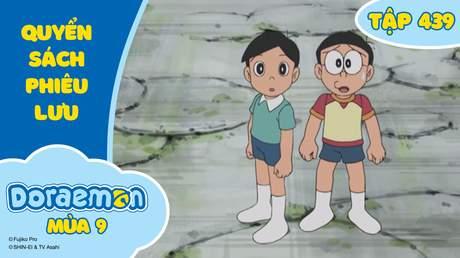 Doraemon S9 - Tập 439: Quyển sách phiêu lưu