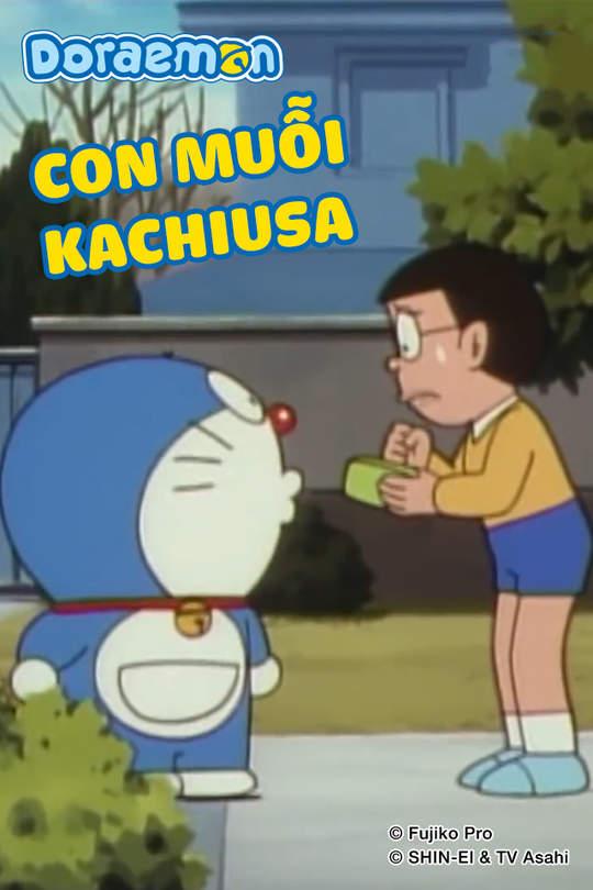 Doraemon - Tập 369: Con muỗi Kachiusa