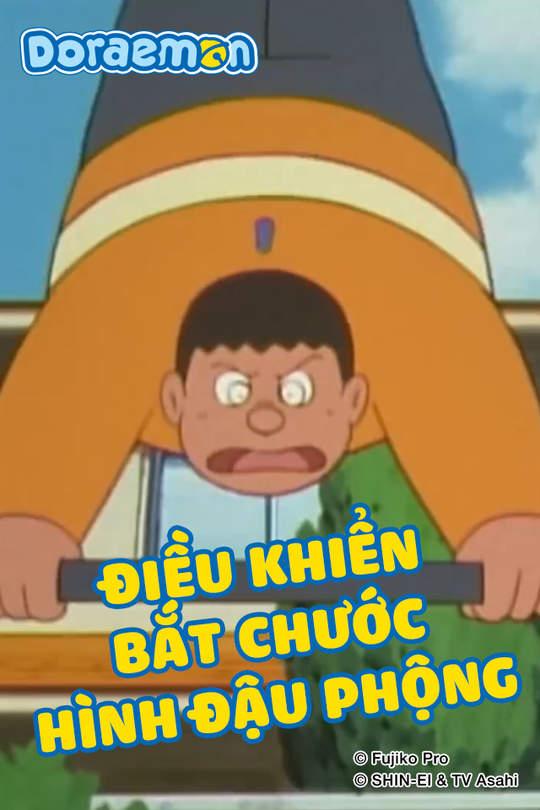 Doraemon - Tập 381: Điều khiển bắt chước hình đậu phộng