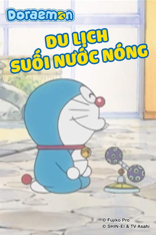 Doraemon - Tập 419: Du lịch suối nước nóng