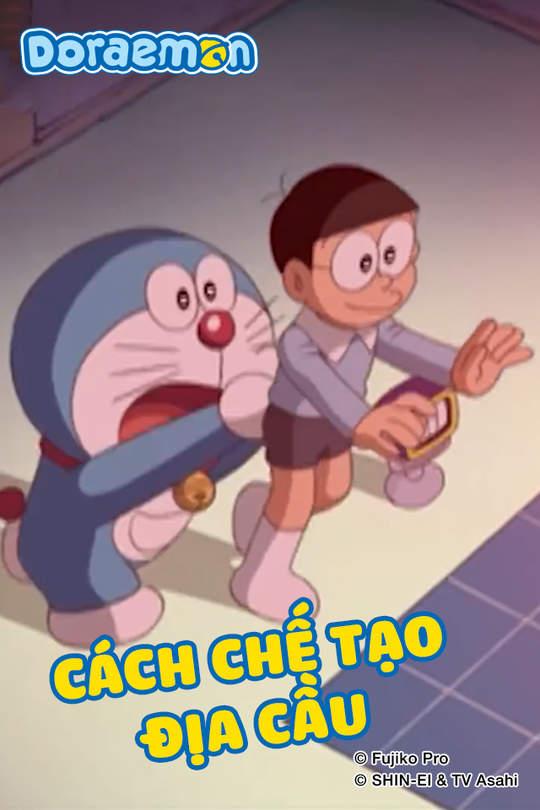 Doraemon - Tập 423: Cách chế tạo địa cầu